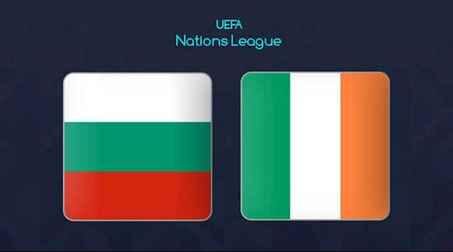Bulgaria vs Ireland 1h45 ngày 49 Nations League hình ảnh
