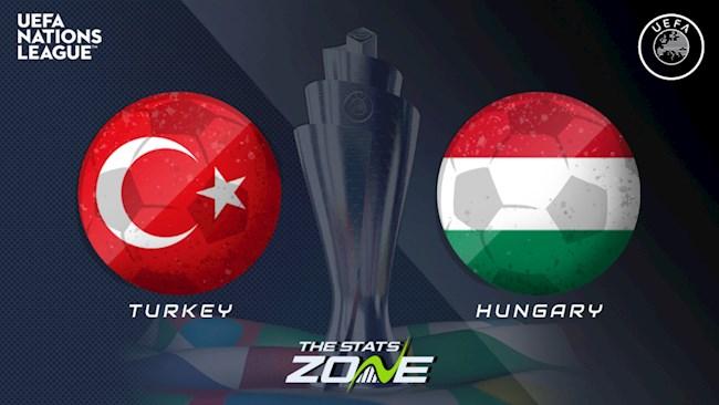 Thổ Nhĩ Kỳ vs Hungary 1h45 ngày 49 Nations League hình ảnh