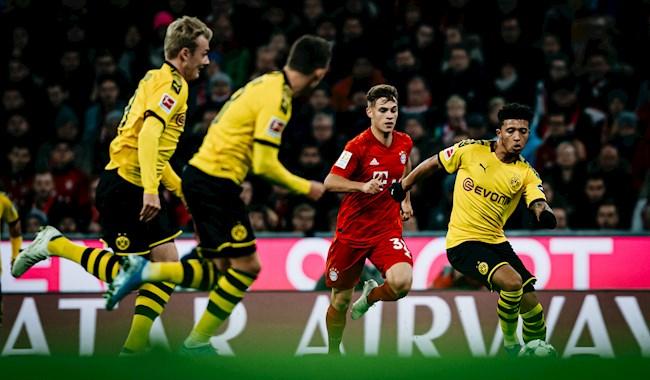 Bayern vs Dortmund Derby nước Đức sôi động trên sóng truyền hình hình ảnh