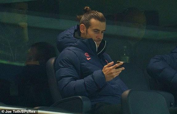 Tottenham đón tin dữ từ Gareth Bale hình ảnh