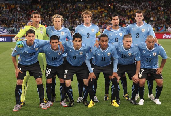 Garra Charrúa và triết lý bóng đá Uruguay (P2)