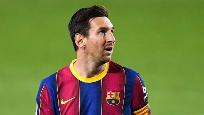 Messi tiết lộ lý do chặt chém Barca vụ Suarez hình ảnh