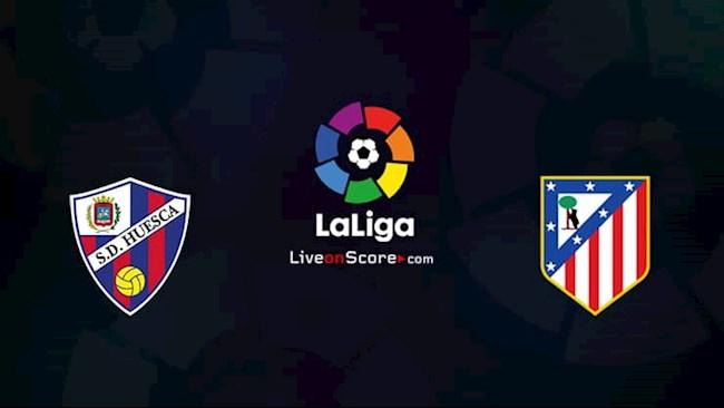 Huesca vs Atletico Madrid