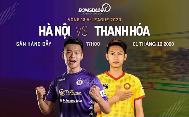Nhận định Hà Nội vs Thanh Hóa (17h00 ngày 110) Khó cho đội khác hình ảnh