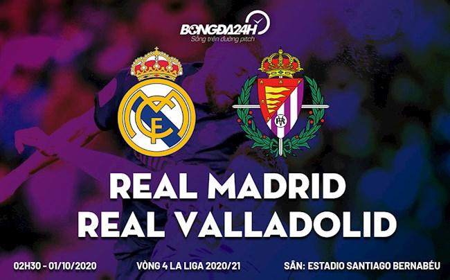 Real Madrid vs Valladolid nhan dinh
