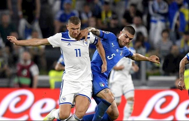 Italia 2-1 Bosnia
