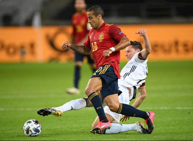 Trực tiếp bóng đá Đức 1-0 Tây Ban Nha (H2) Werner nổ súng khai thông bế tắc hình ảnh 3
