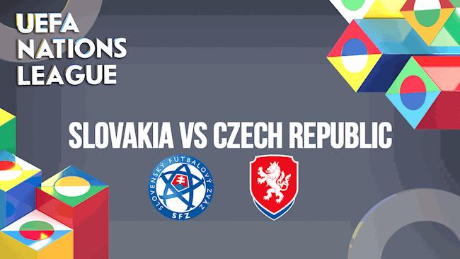 Slovakia vs Czech 1h45 ngày 59 Nations League hình ảnh