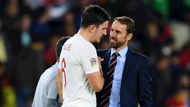 Harry Maguire se tro lai DT Anh trong thang 10
