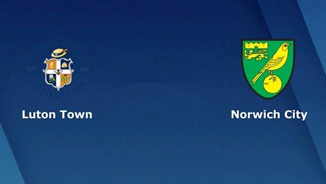 Luton vs Norwich 21h00 ngày 59 Cúp Liên đoàn Anh hình ảnh
