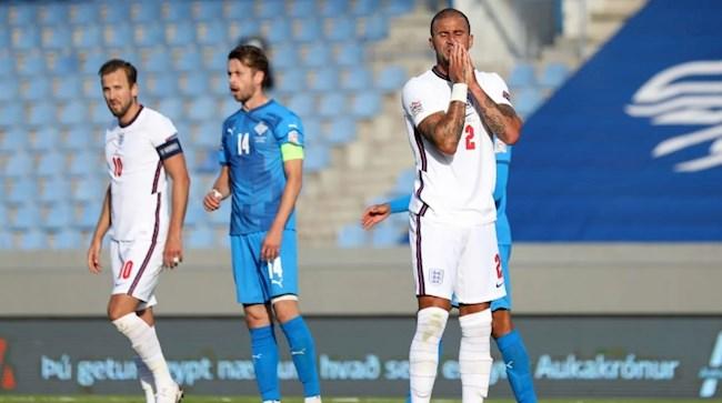 Chấm điểm ĐT Anh trong trận thắng nhọc Iceland Sterling sán hình ảnh