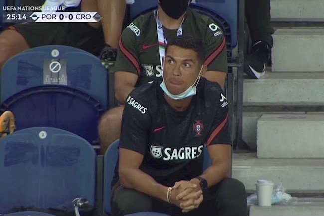 Ronaldo vs Croatia