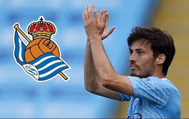 Silva toi Real Sociedad