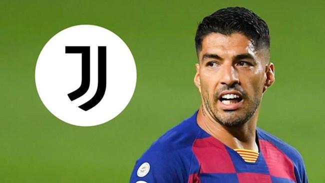 Juventus đạt thỏa thuận cá nhân với Luis Suarez hình ảnh