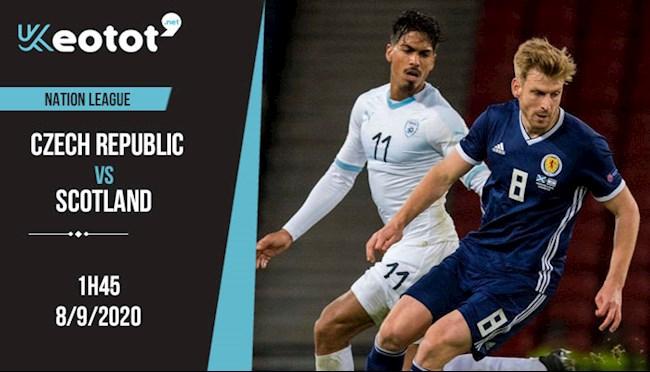 Séc vs Scotland 1h45 ngày 89 Nations League hình ảnh