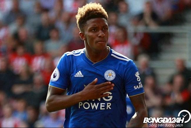 Tiểu sử cầu thủ Demarai Gray tiền vệ cánh của Leicester City hình ảnh