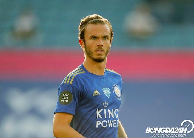 Tiểu sử cầu thủ James Maddison tiền vệ của Leicester City hình ảnh