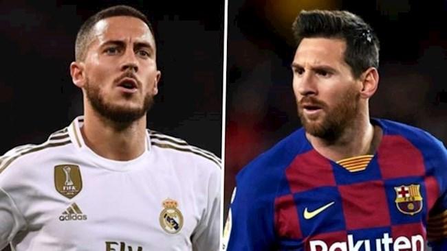 Phiên bản tốt nhất của Hazard có đẳng cấp ngang ngửa Messi hình ảnh