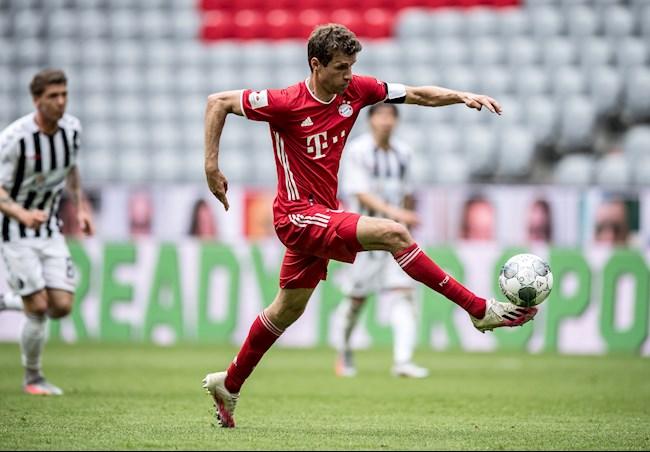 Thomas Muller Siêu sao… bình thường của Bundesliga hình ảnh