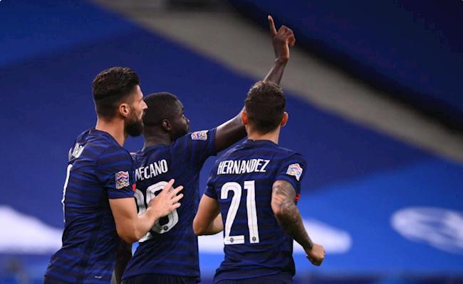 Trực tiếp bóng đá Pháp 3-2 Croatia (H2) Upamecano lập công hình ảnh 7