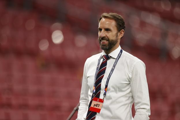 HLV Gareth Southgate nói về trận Đan Mạch vs Anh hình ảnh
