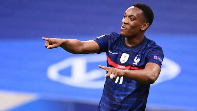Martial nói gì sau khi tỏa sáng rực rỡ ở ĐT Pháp hình ảnh