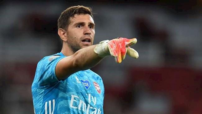 Thủ môn Emiliano Martinez xác nhận rời Arsenal hình ảnh