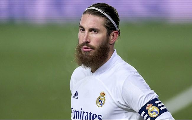 Gia hạn hợp đồng với Sergio Ramos chỉ là phần nổi của tảng băng ở Real Madrid