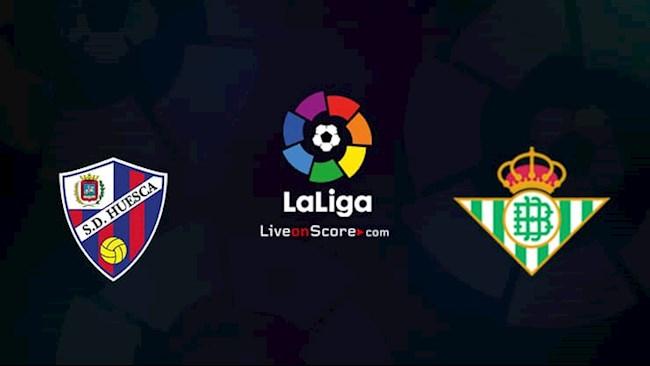 Huesca vs Betis