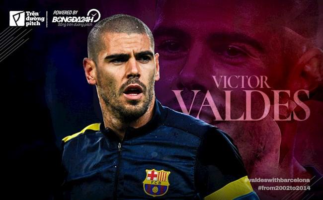 Victor Valdes: Vàng son một thuở