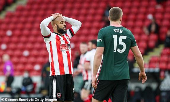 Sheffield thua 1-3 trước Tottenham
