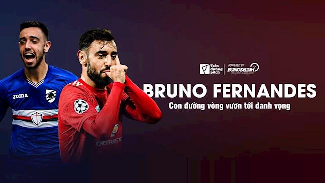 VIDEO: Bruno Fernandes: Con đường vòng vươn tới danh vọng