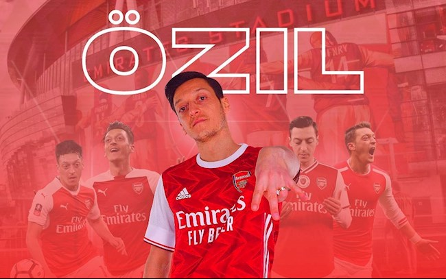 Di sản đầy mâu thuẫn và phức tạp của Mesut Ozil ở Arsenal
