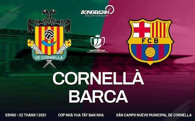 🥇 Nhận định sunwin Cornella vs Barca 3h00 ngày 22/1 🥇