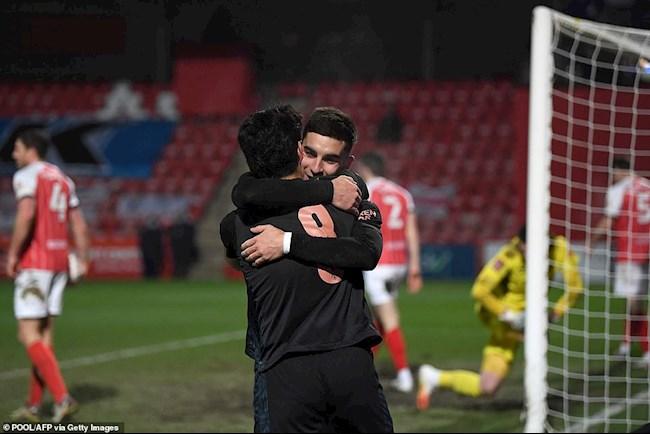 Video tổng hợp: Cheltenham 1-3 Man City (Vòng 4 FA Cup 2020/21)