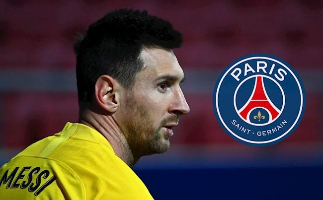 Lionel Messi khong phai ban hop dong hoan hao cho PSG