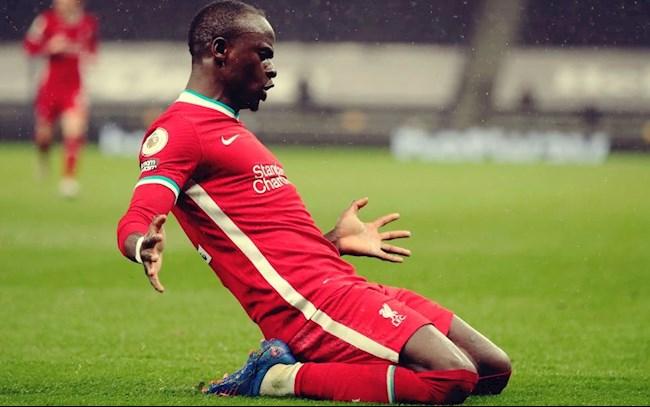 Sadio Mane vs Tottenham: Khi đôi chân thoát khỏi gánh nặng