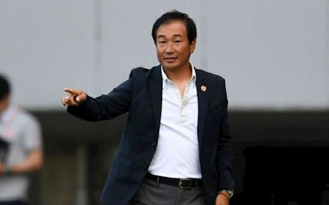 CLB Sài Gòn có cố vấn cao cấp là ông Shimoda Masahiro