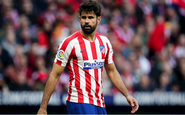 Diego Costa muon tro lai Premier League