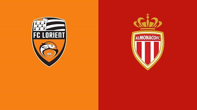 Lorient vs Monaco