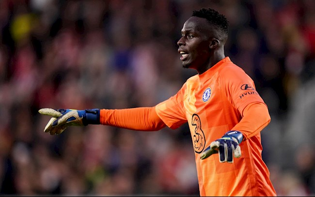 Edouard Mendy: Thành đồng kiên cố của Chelsea lazyload