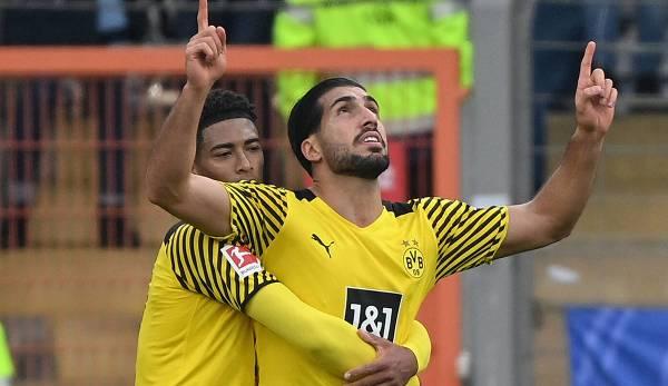 """Vắng Haaland, Dortmund vẫn thắng """"rửa mặt"""""""