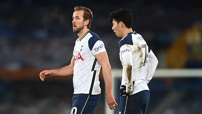 Jose Mourinho thừa nhận Tottenham không thể sánh với các đại gia hình ảnh