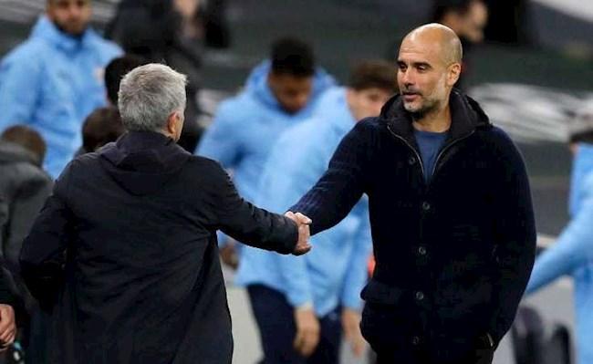Mourinho thừa nhận Tottenham không thể sánh với các đại gia Premier League hình ảnh 2