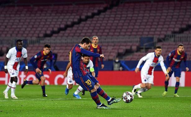 Lionel Messi và lần cuối cùng không trọn vẹn hình ảnh