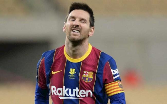 Cựu chủ tịch Barca phủ nhận làm rò rỉ hợp đồng Lionel Messi hình ảnh