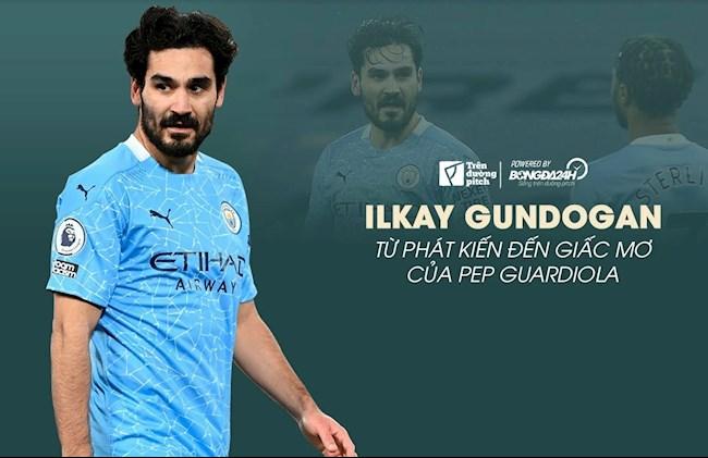 Ilkay Gundogan: Từ phát kiến đến giấc mơ của Pep Guardiola lazyload