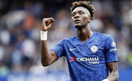 Tiền đạo Tammy Abraham  từ chối gia hạn với Chelsea hình ảnh