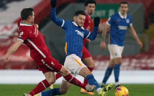 Tiền vệ Adam Lallana gửi lời động viên đến Liverpool hình ảnh