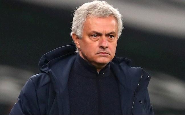 Tottenham lên kế hoạch sa thải HLV Jose Mourinho hình ảnh